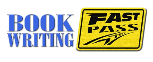Book Writing Fast Pass Course & Workbook